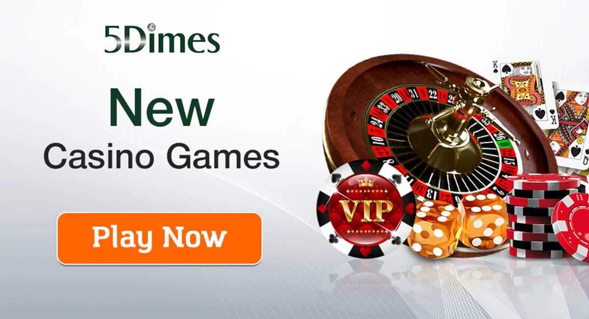 Five Dimes Casino